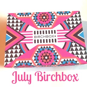 July Birchbox