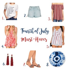 Fourth of JulyMust-Haves
